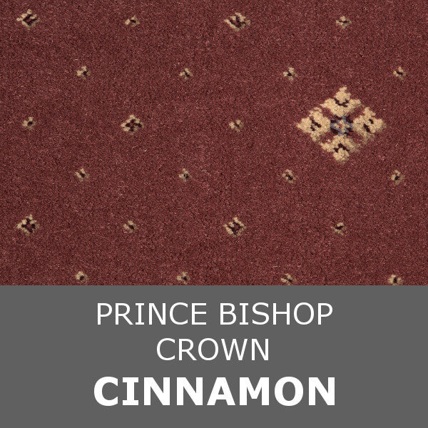 Hugh Mackay Prince Bishop Crown Range - Cinnamon 51