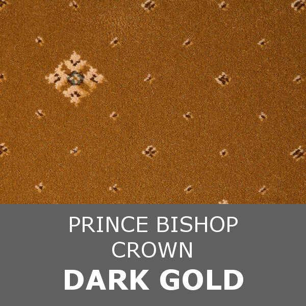 Hugh Mackay Prince Bishop Crown Range - Dark Gold 414