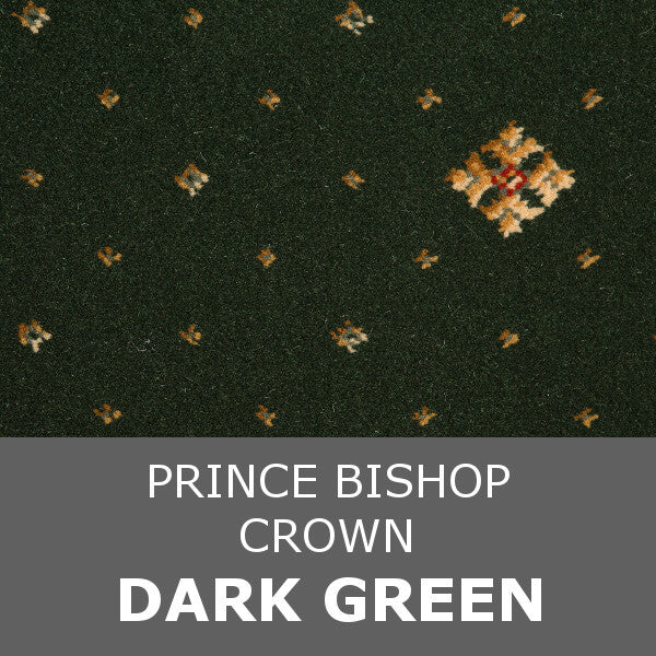 Hugh Mackay Prince Bishop Crown Range - Dark Green 412