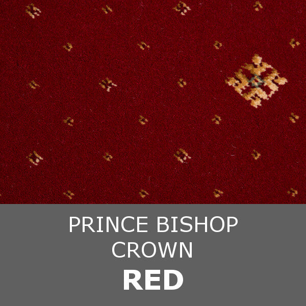 Hugh Mackay Prince Bishop Crown Range - Red 409