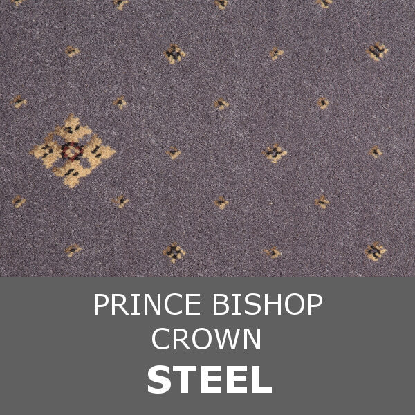 Hugh Mackay Prince Bishop Crown Range - Steel 50