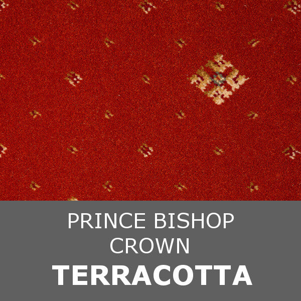 Hugh Mackay Prince Bishop Crown Range - Terracotta 410