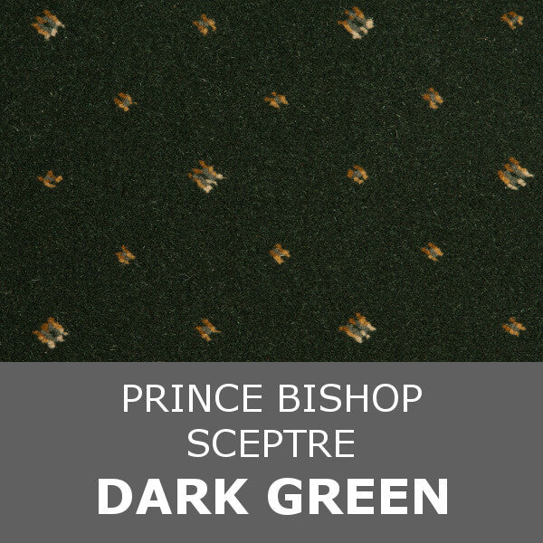 Hugh Mackay Prince Bishop Sceptre Range - Dark Green 425