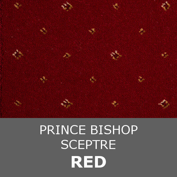 Hugh Mackay Prince Bishop Sceptre Range - Red 422
