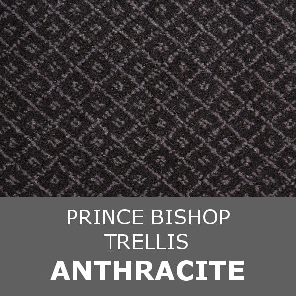Hugh Mackay Prince Bishop Trellis Range - Anthracite 38