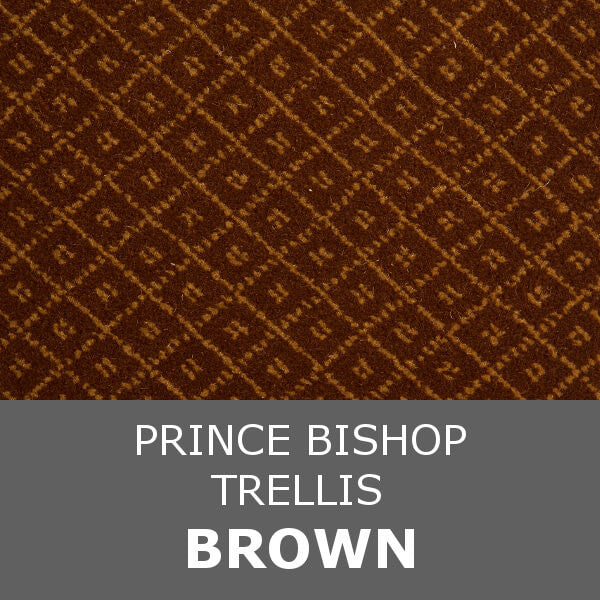 Hugh Mackay Prince Bishop Trellis Range - Brown 54