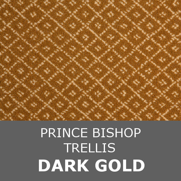 Hugh Mackay Prince Bishop Trellis Range - Dark Gold 55