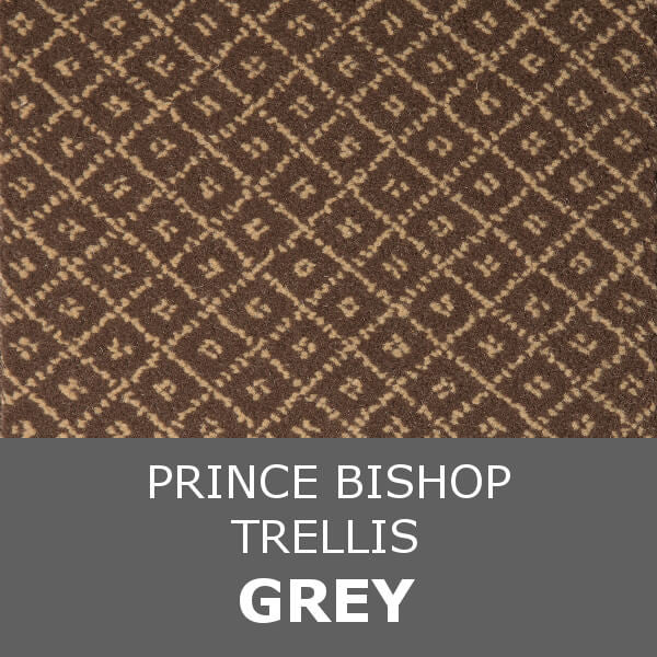 Hugh Mackay Prince Bishop Trellis Range - Grey 27