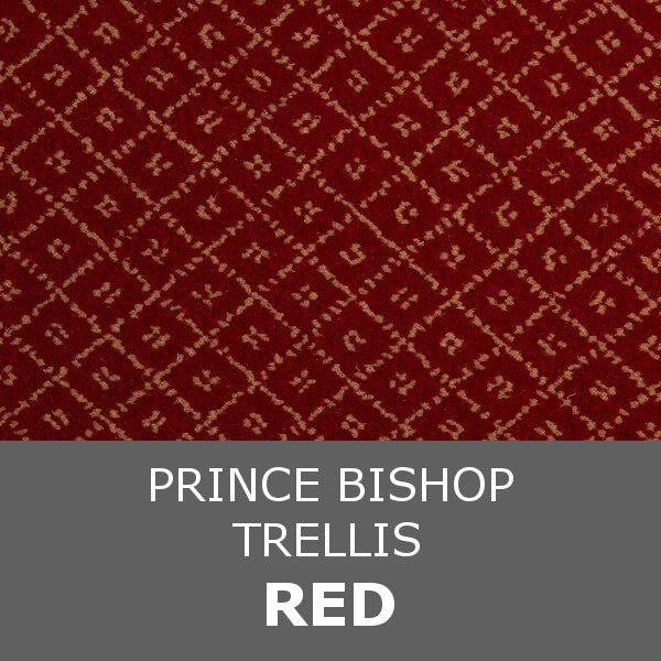 Hugh Mackay Prince Bishop Trellis Range - Red 21