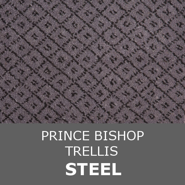 Hugh Mackay Prince Bishop Trellis Range - Steel 40
