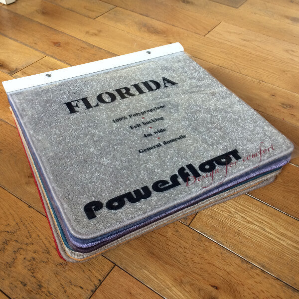 Powerfloor Florida - Red 015