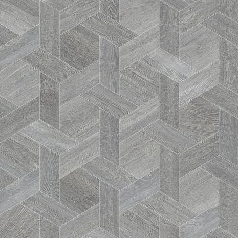 SafeTex - Cornwall 099M - R11 Anti-slip Wood Parquet Effect vinyl