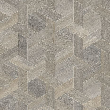 SafeTex - Cornwall 109M - R11 Anti-slip Wood Parquet Effect vinyl