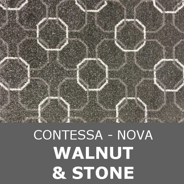 Signature - Contessa Nova - Walnut & Stone