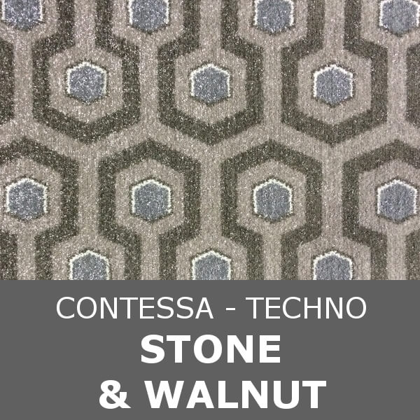 Signature - Contessa Techno - Stone & Walnut