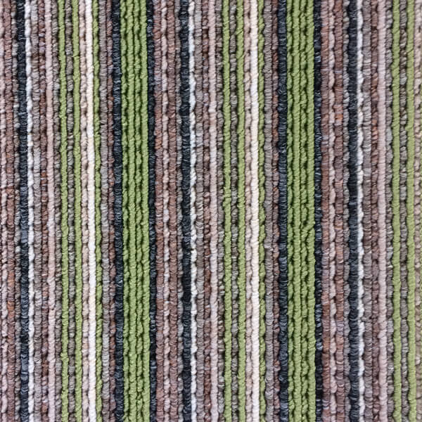Flanagan StainTec Carnival Stripes - 640 Willow