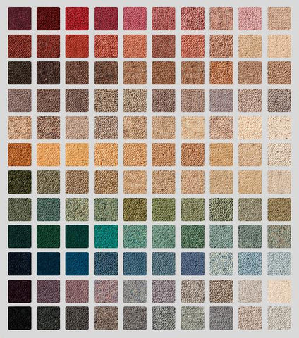 Westex Carpets - Ultima Twist Collection - All 120 Colours