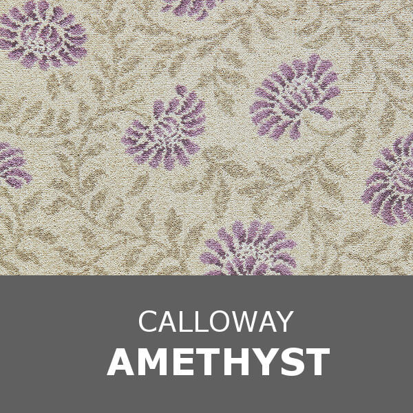 Brintons Laura Ashley Collection - Calloway - Amethyst 29/50084
