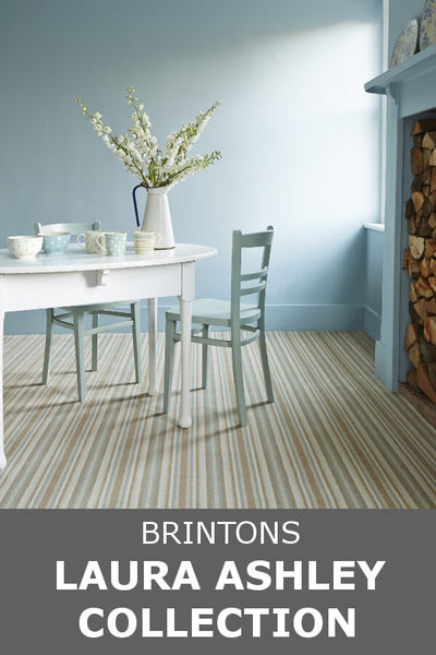 Brintons Laura Ashley Collection - Woodville - Farmhouse 176/29811