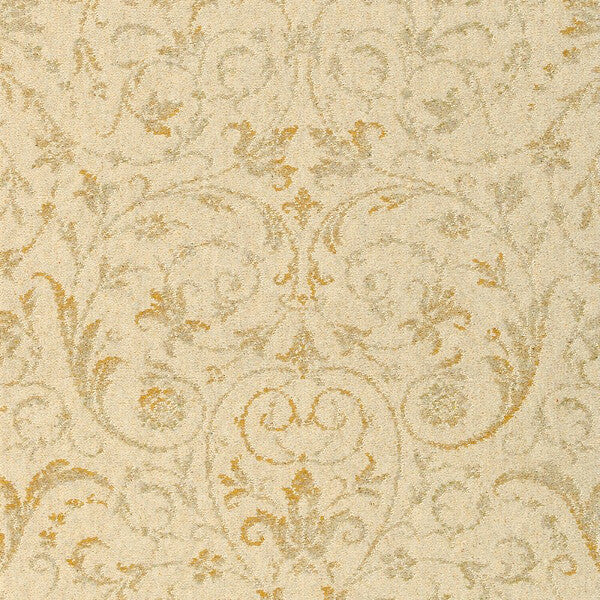 Brintons Laura Ashley Collection - Malmaison - Faded Gold 52/29809
