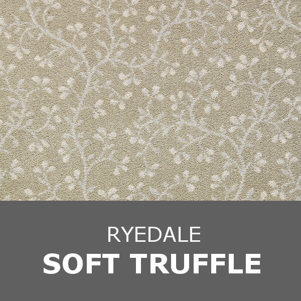 Brintons Laura Ashley Collection - Ryedale - Soft Truffle 12/50085
