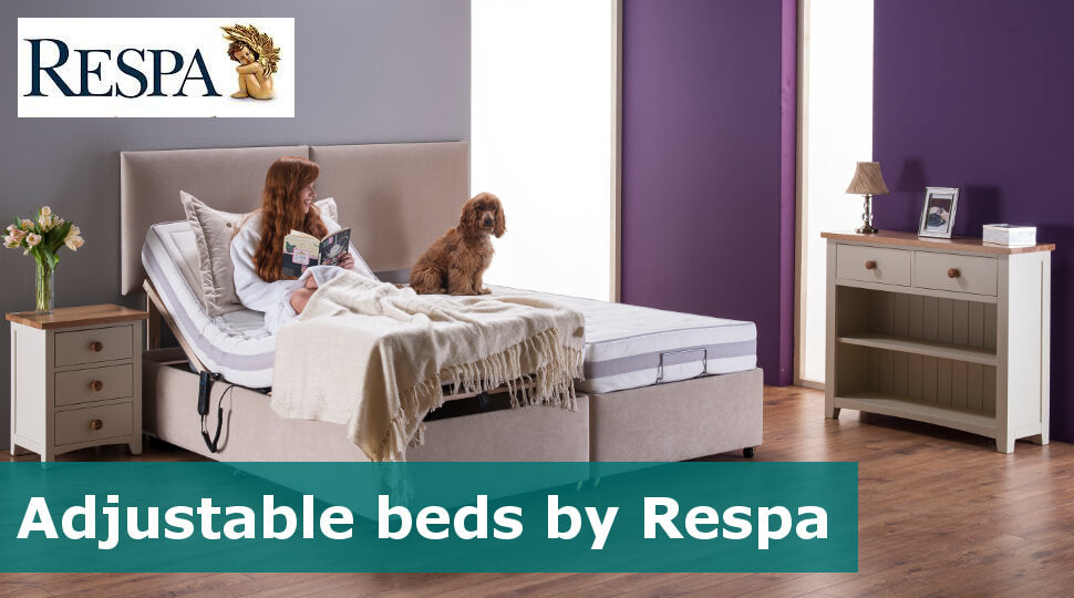 Respa Adjustable Beds by Respa Beds