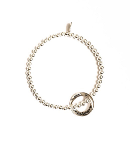 A sister is a friend forever bracelet