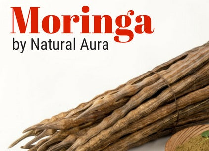 Moringa by Natural Aura
