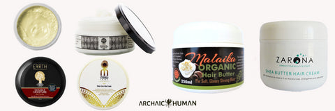 Archaic Human Shea Butter & Coconut Oil