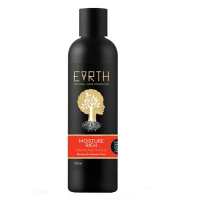 Earth Hair Moisture Rich Shampoo