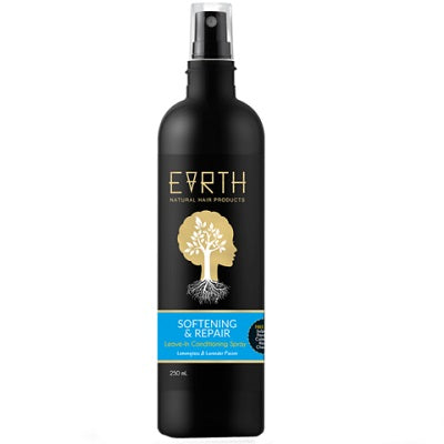 Earth Hair Softening & Repair Leave-In Conditioning Spray