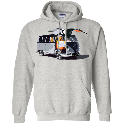 Gull Wing - Pullover Hoodie 8 oz