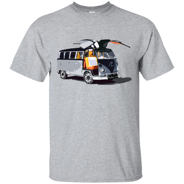 Gull Wing - Custom Ultra Cotton T-Shirt