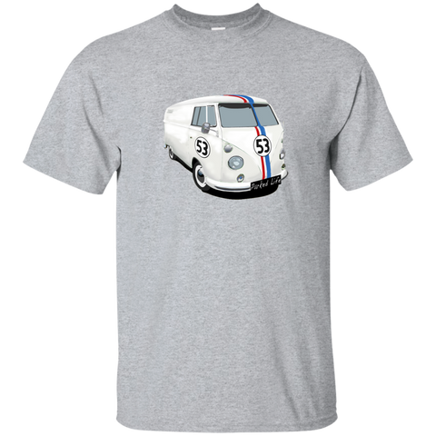 The Love Bus - Custom Ultra Cotton T-Shirt