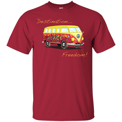 Destination Freedom - Youth Custom Ultra Cotton Tee