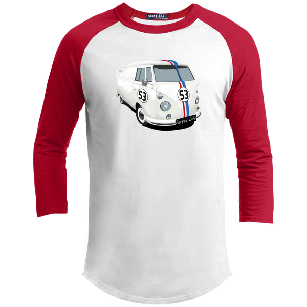 The Love Bus - Sporty Tee Shirt