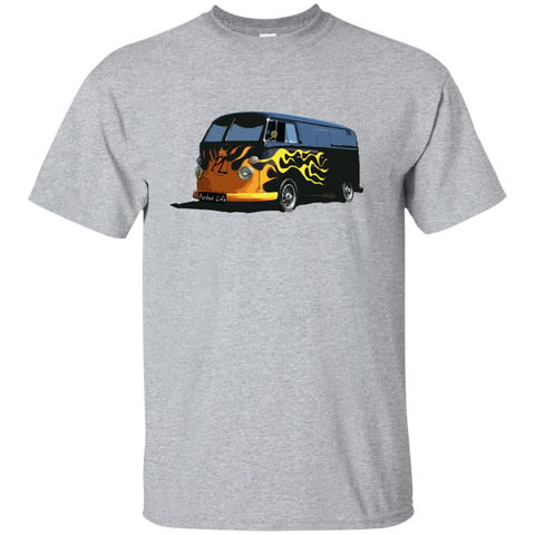 Flaming Hot - Custom Ultra Cotton T-Shirt