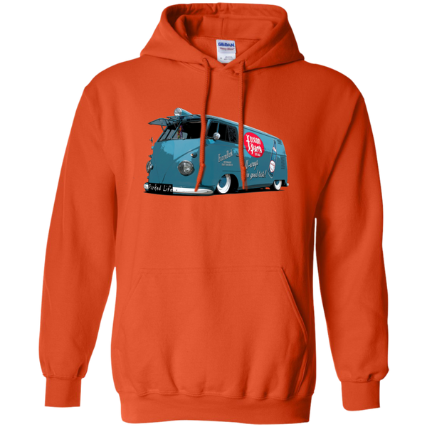 Foxon Park - Pullover Hoodie 8 oz