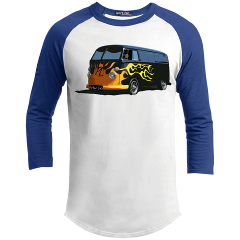 Flaming Hot - Sporty Tee Shirt