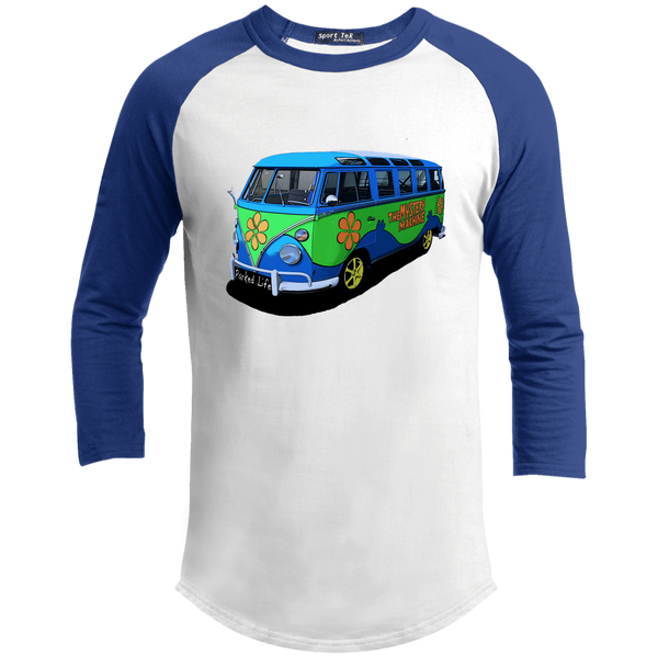 The Mystery Machine - Sporty Tee Shirt