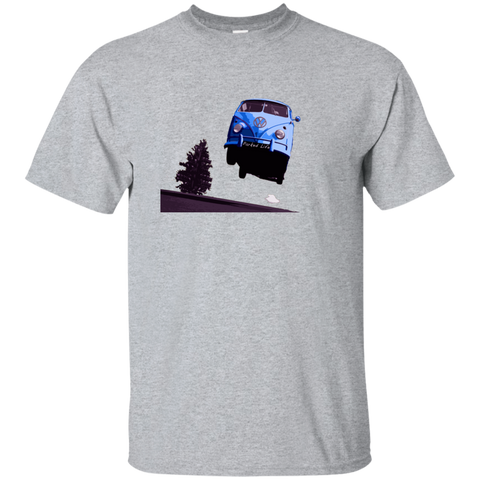 Flying Bus - Youth Custom Ultra Cotton Tee