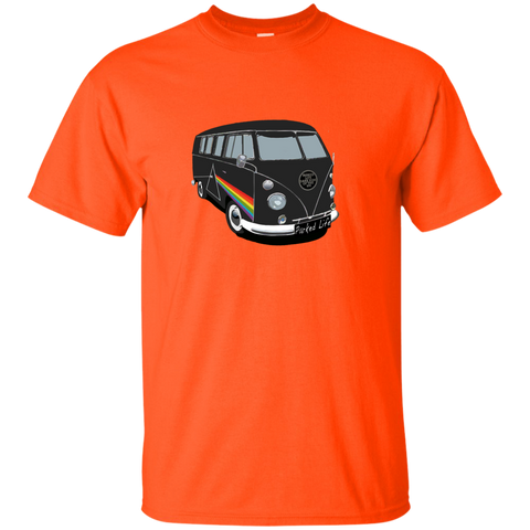 The Dark Side of the Bus - Custom Ultra Cotton T-Shirt
