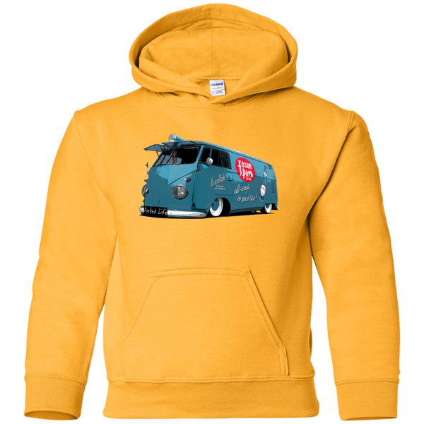 Foxon Park - Youth Pullover Hoodie