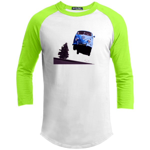 Flying Bus - Sporty Tee Shirt