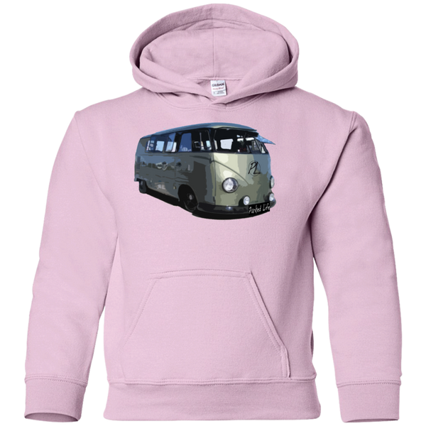 Mean Machine - Youth Pullover Hoodie
