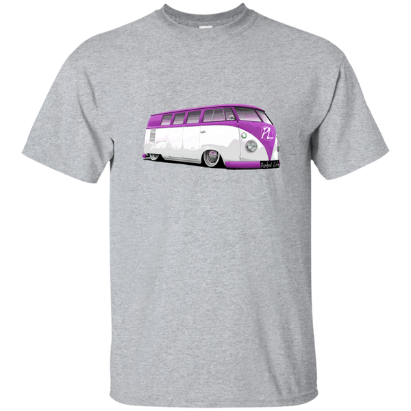 Purple Low Rider - Custom Ultra Cotton T-Shirt