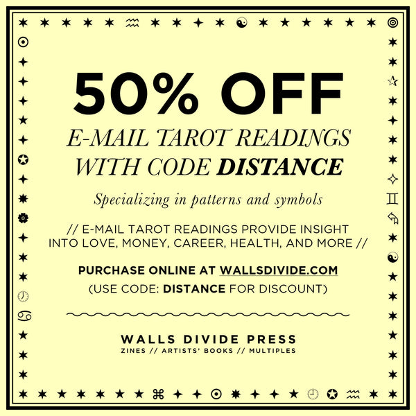 Half Off Tarot Readings