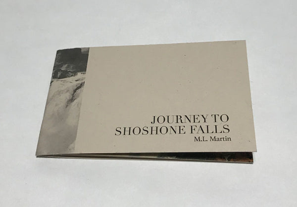 Journey to Shoshone Falls // M.L. Martin