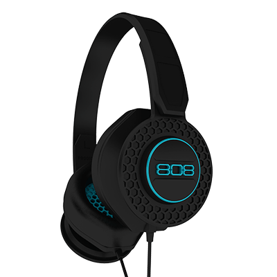 808 Audio Shox Headphones