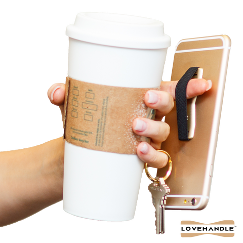 Lovehandle Smartphone Grip